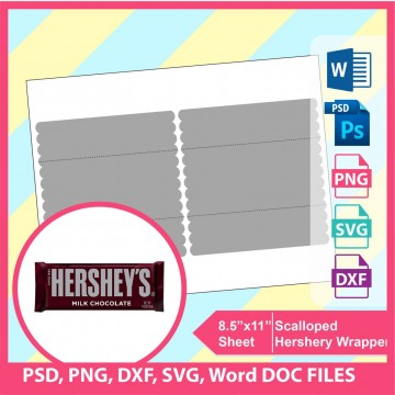 000 Amazing Candy Bar Wrapper Template Photoshop Concept  Chocolate360