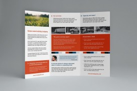 000 Amazing Free Trifold Brochure Template Example  Tri Fold Download Illustrator Publisher
