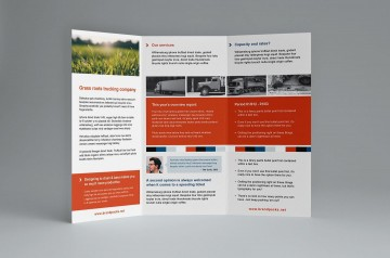 000 Amazing Free Trifold Brochure Template Example  Tri Fold Download Illustrator Publisher360