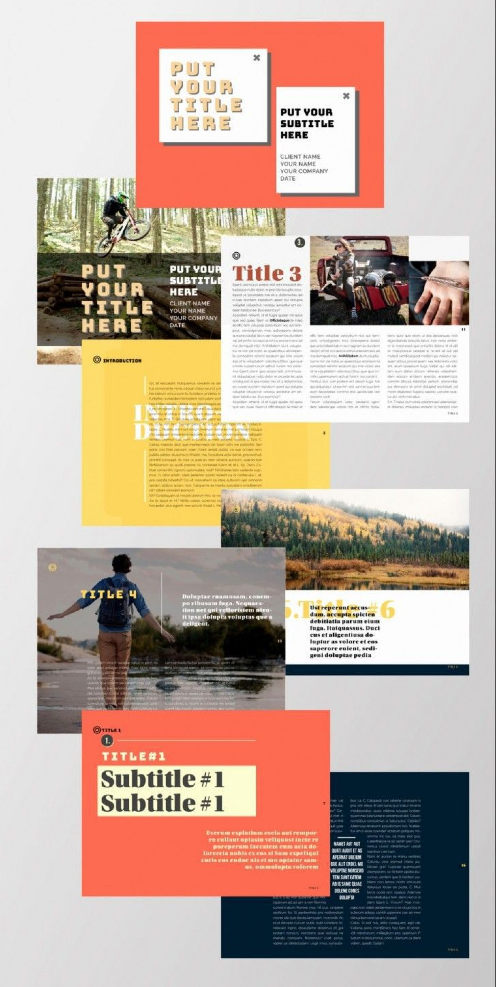 000 Amazing Magazine Template For Microsoft Word Photo  Layout Design Download1920