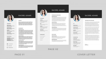 000 Amazing Modern Cv Template Word Free Download 2019 Highest Clarity 360