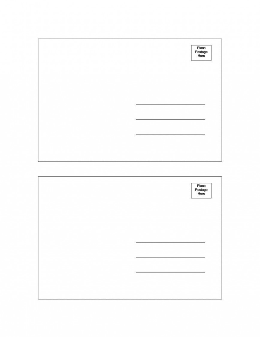 000 Amazing Postcard Layout For Microsoft Word Photo  Busines Template868