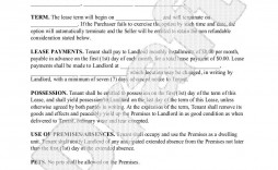 000 Amazing Rent To Own Agreement Template Image  Free Contract Canada South Africa Pdf
