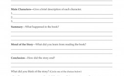 000 Archaicawful 6th Grade Book Report Template Example  Sixth Format Printable Middle School