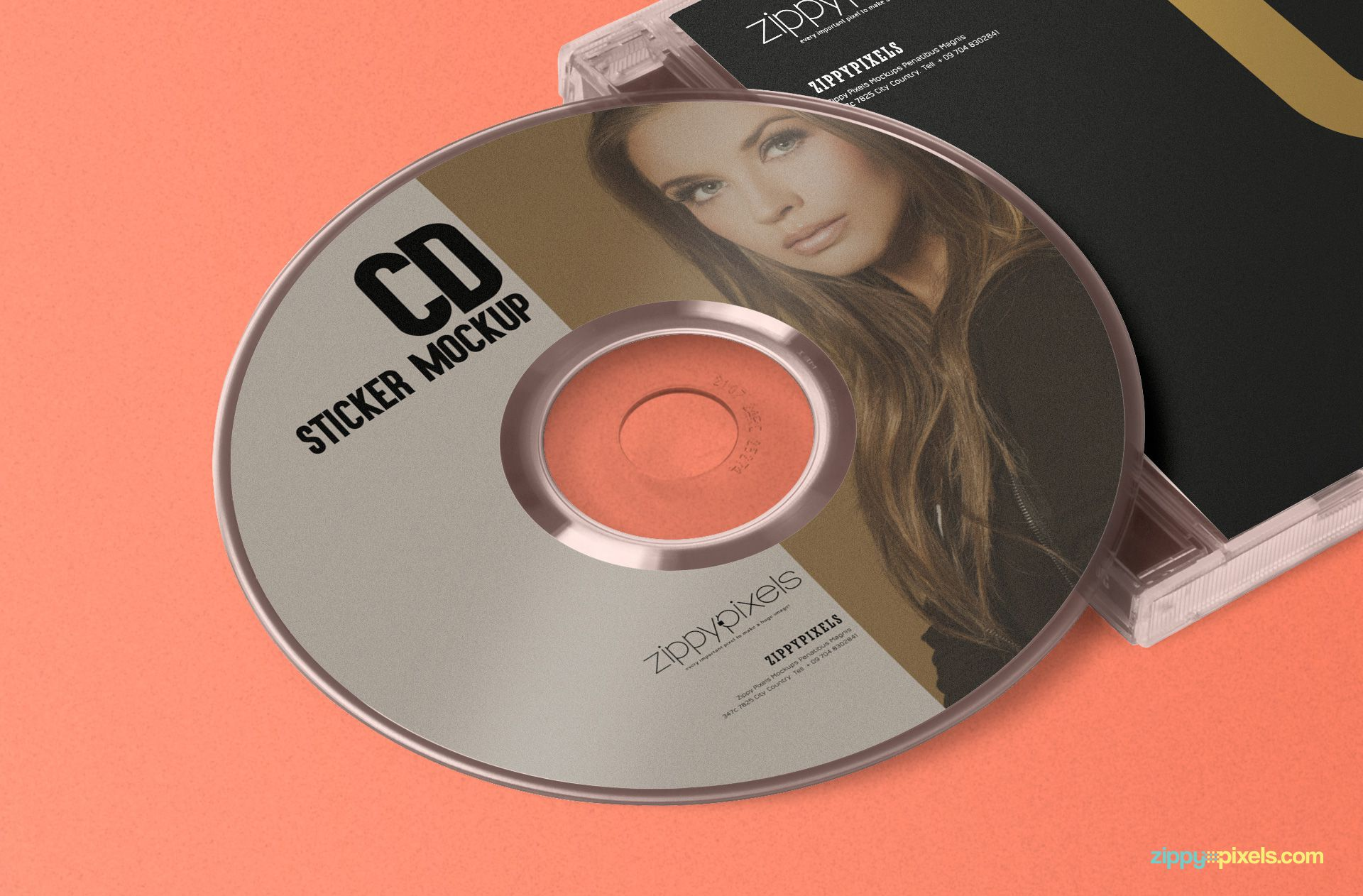 000 Archaicawful Cd Label Design Template Free Download Highest Quality  Cover PsdFull