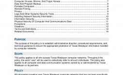 000 Archaicawful Information Security Policy Template Sample  It Pdf Uk Gdpr For Small Busines Australia