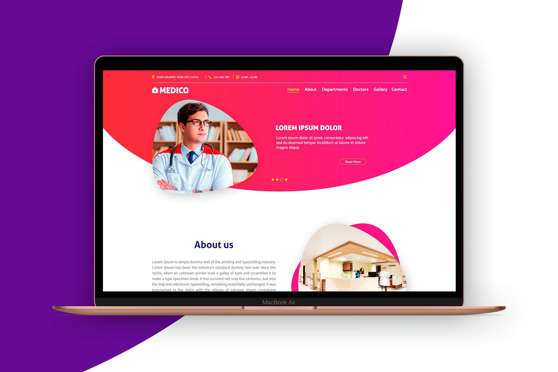 000 Archaicawful Iran Free One Page Psd Website Template Highest Clarity Full