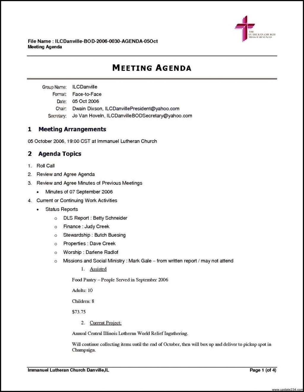 000 Archaicawful Meeting Agenda Template Free Design  Microsoft Word BoardLarge