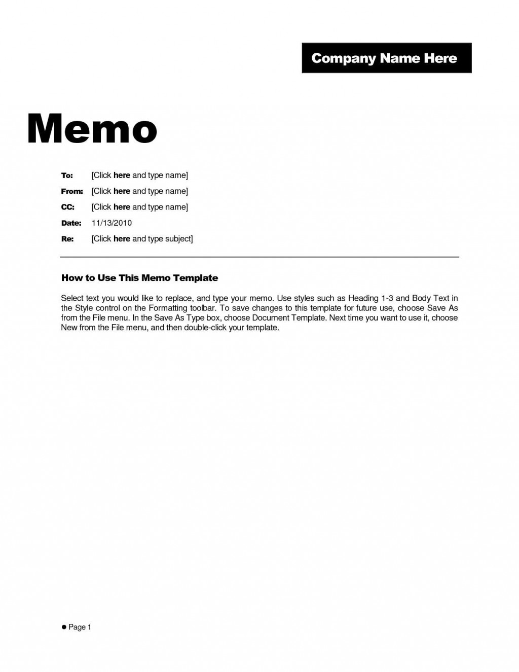 000 Archaicawful M Word Memo Template Image  Templates Microsoft Free Download BusinesLarge