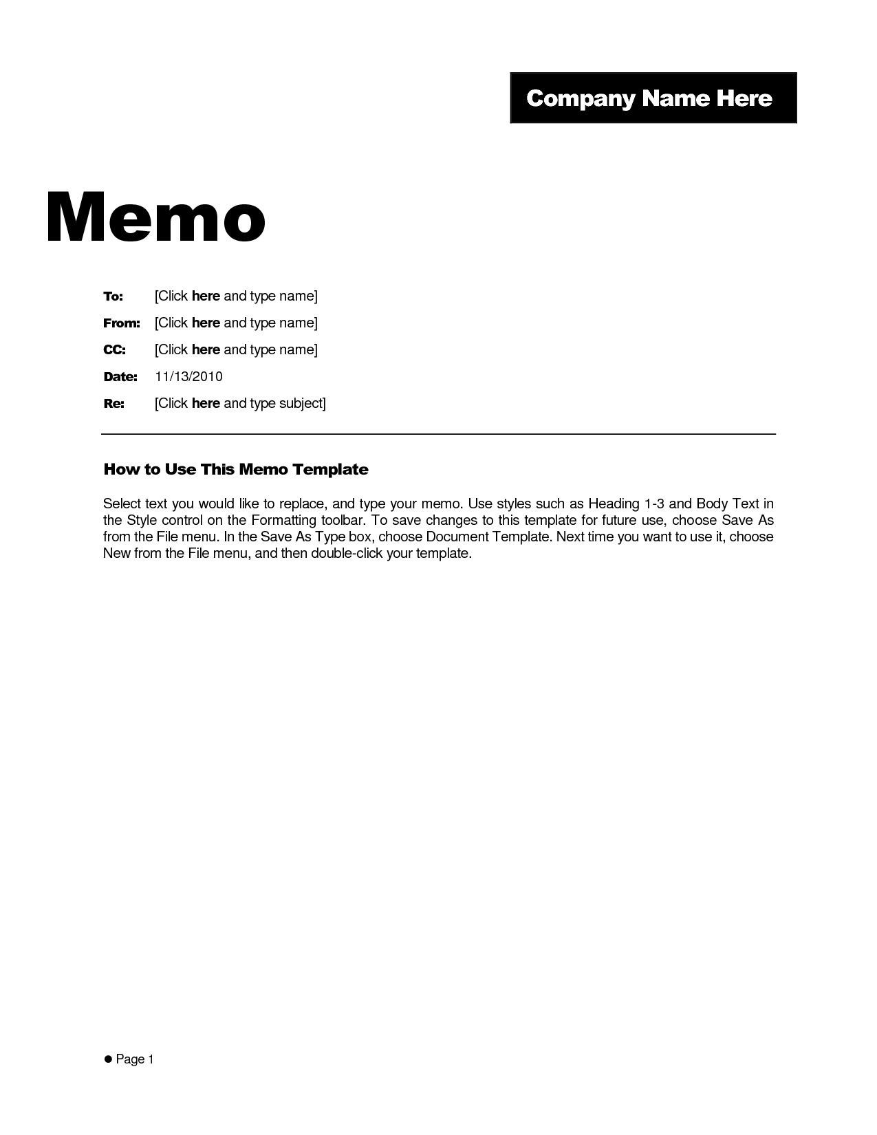 000 Archaicawful M Word Memo Template Image  Templates Microsoft Free Download BusinesFull