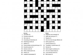 000 Archaicawful Remote Crossword Clue Photo  11 Letter Settlement 8