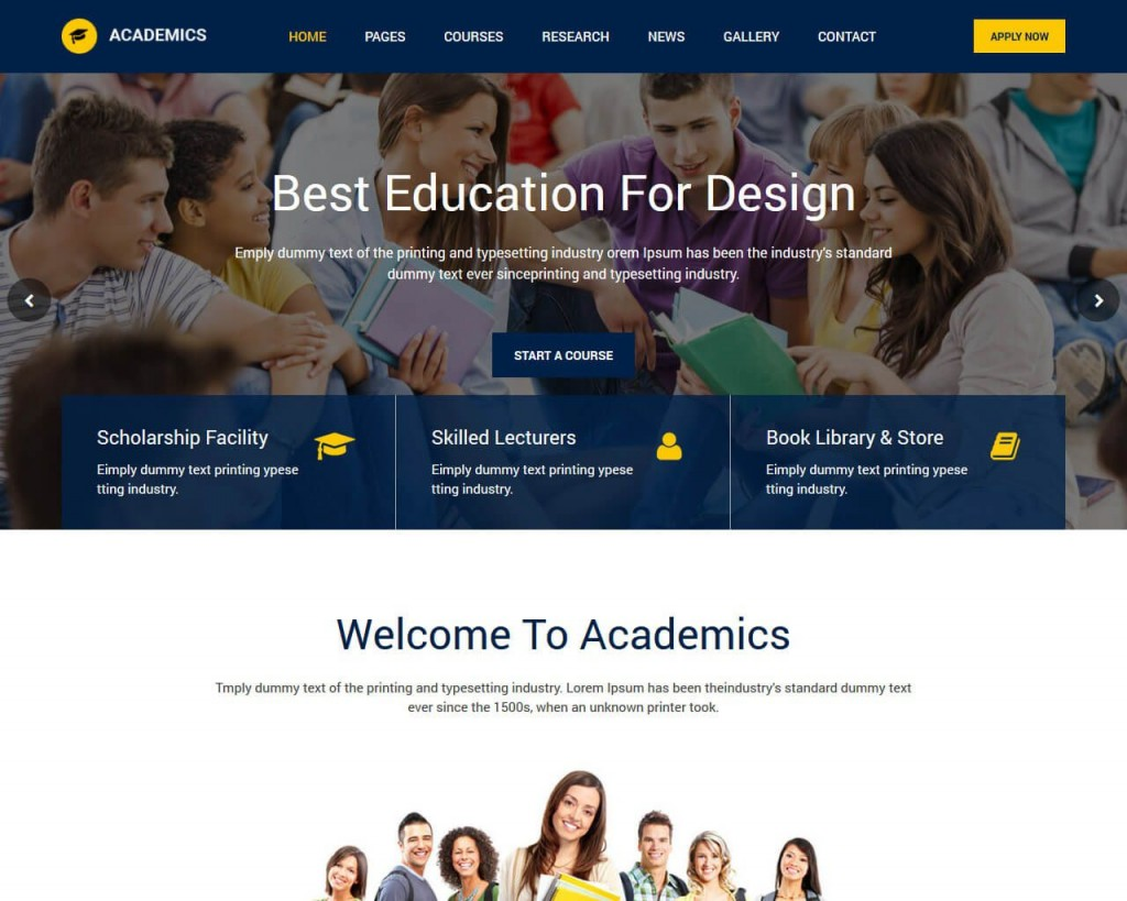 000 Archaicawful School Website Html Template Free Download Image  Responsive With Cs JqueryLarge