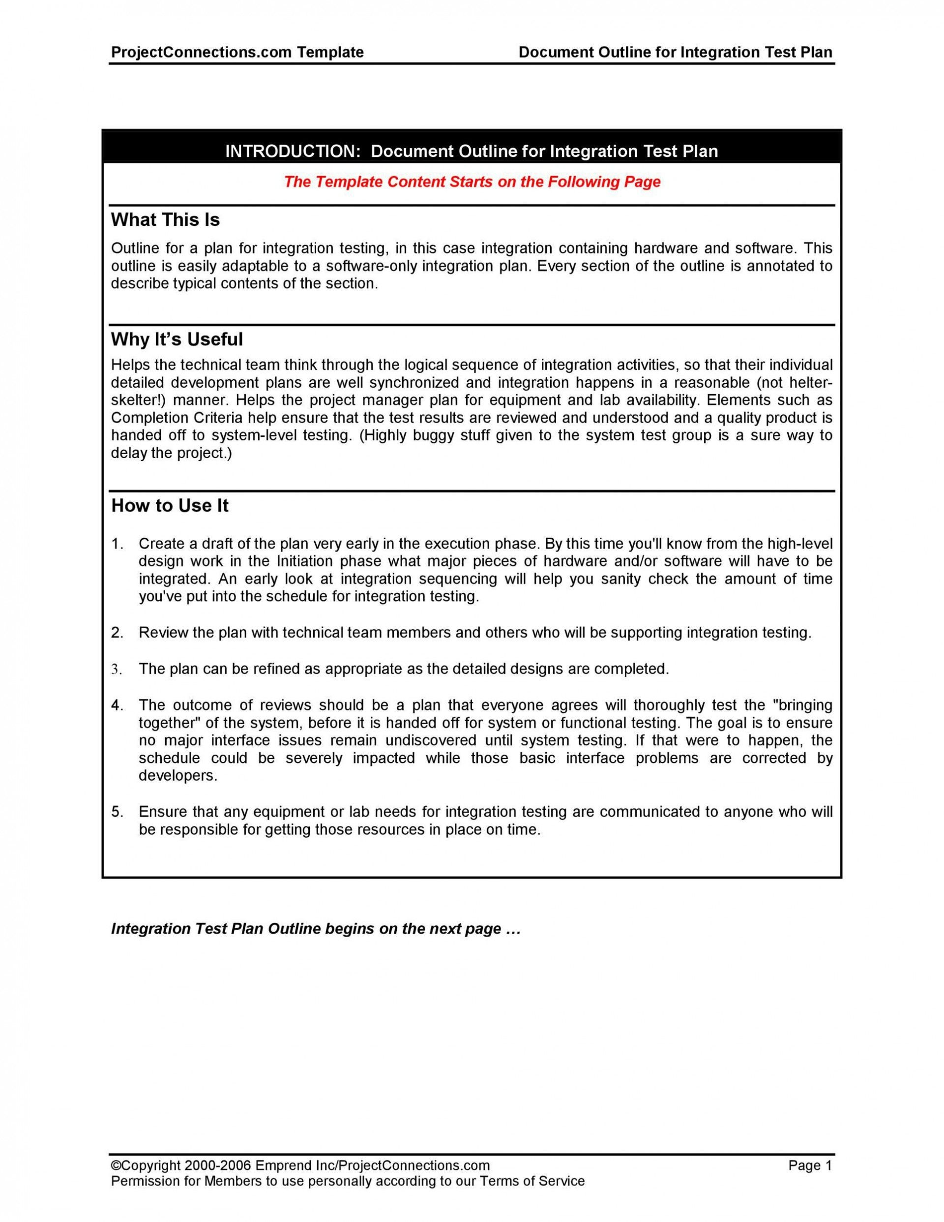 000 Archaicawful Software Testing Plan Template Idea  Test Agile Unit Example Pdf1920