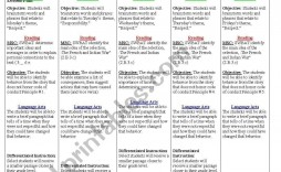 000 Archaicawful Weekly Lesson Plan Template Editable Highest Quality  Pdf Small Group Free Preschool