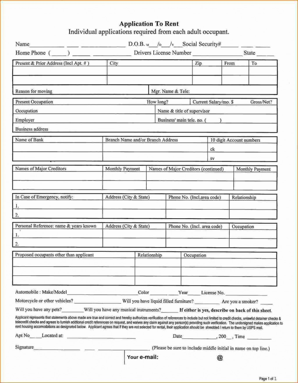 000 Astounding Apartment Lease Agreement Form Nj Idea Large