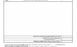 000 Astounding Construction Work Order Template High Definition  Word Additional Form Free
