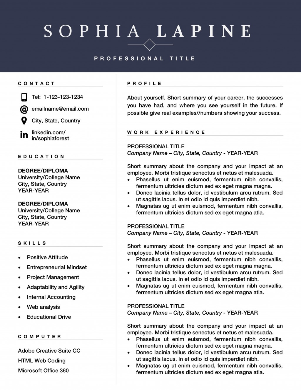 000 Astounding Executive Summary Word Template Free Download Photo Large