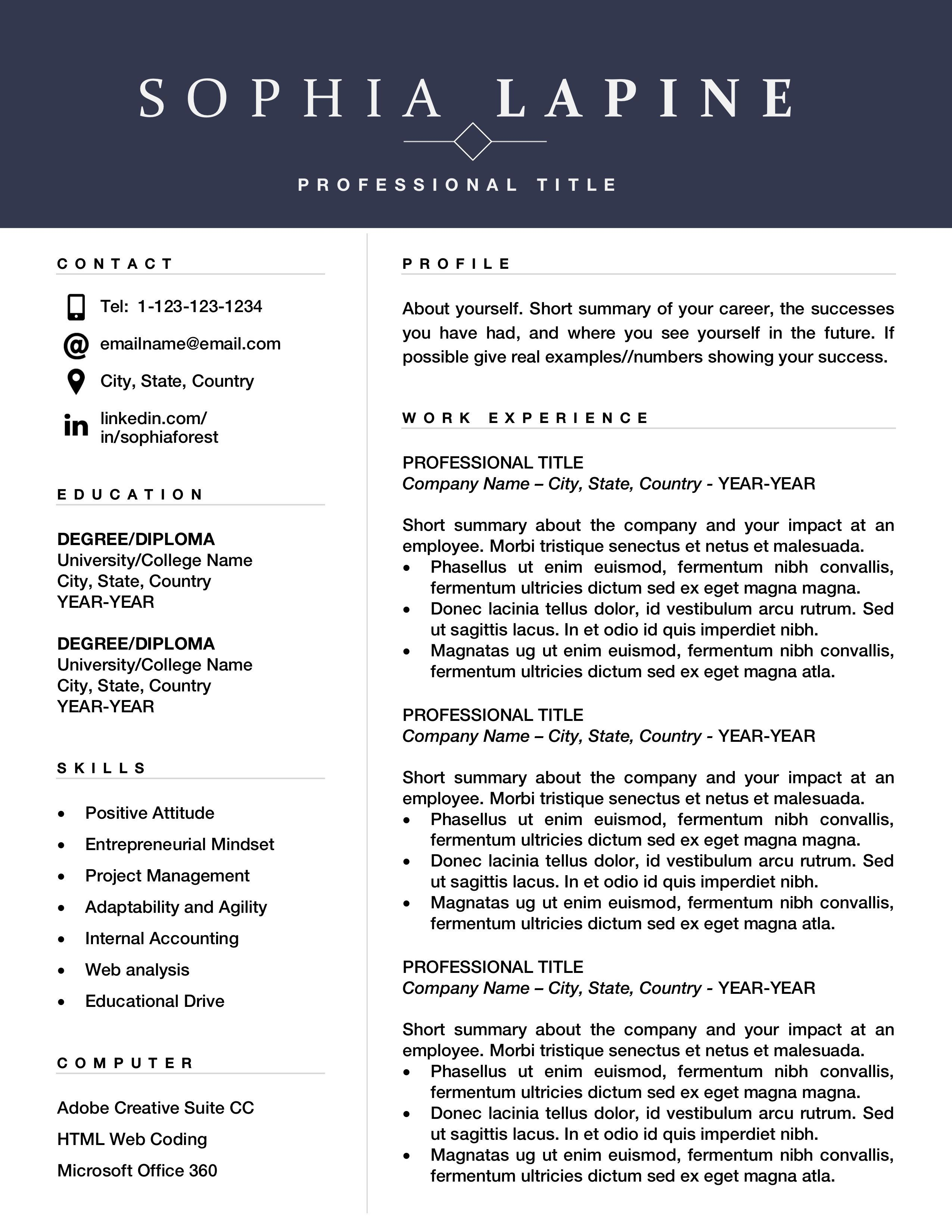 000 Astounding Executive Summary Word Template Free Download Photo Full