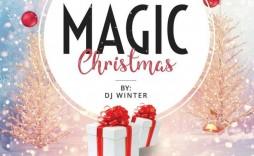 000 Astounding Free Christma Flyer Template Inspiration  Templates Holiday Invitation Microsoft Word Psd