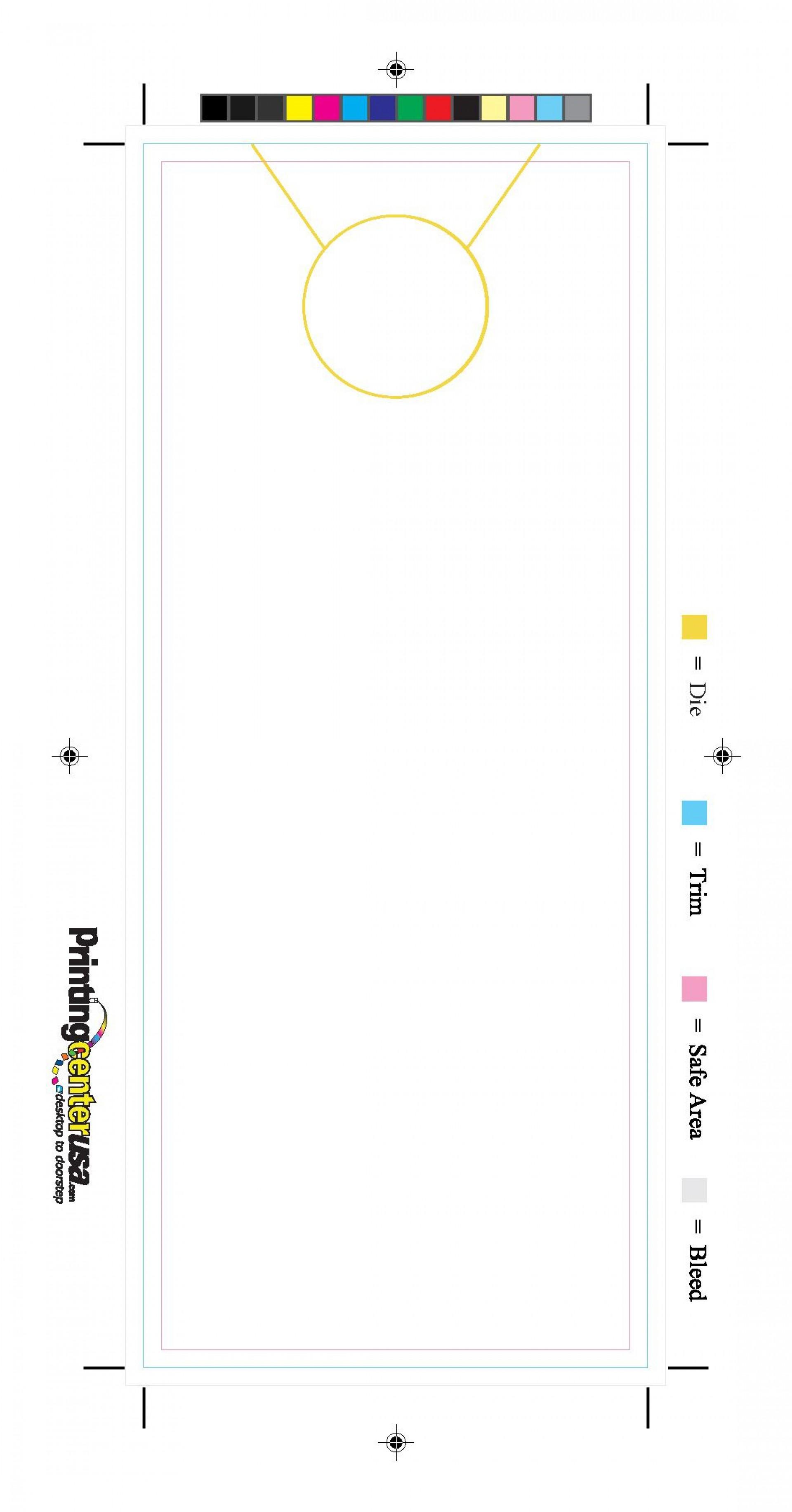 000 Astounding Free Door Hanger Template Sample  Templates Printable Wedding Blank Doorknob1920