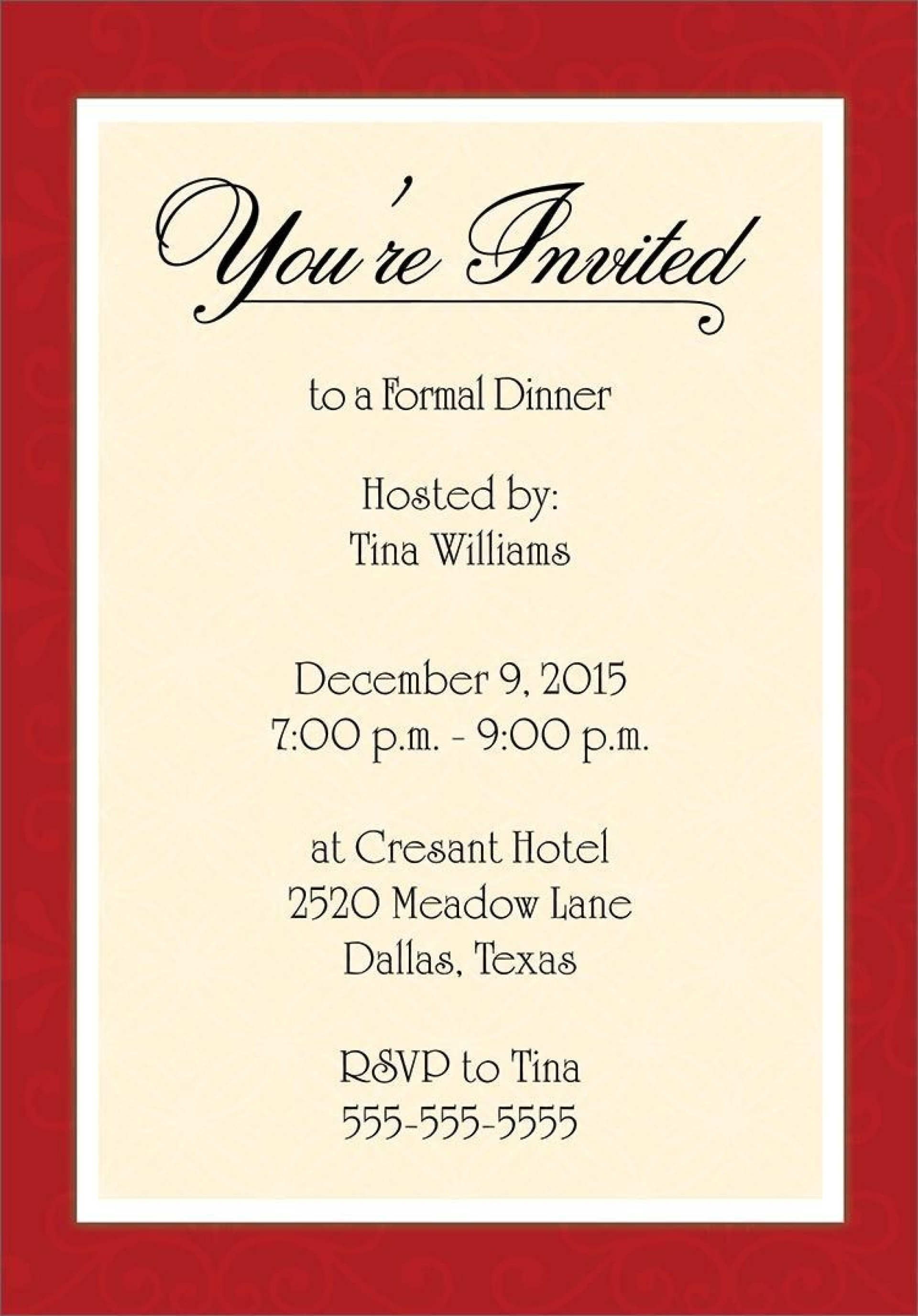 000 Astounding Free Email Invite Template Sample  Templates Christma1920