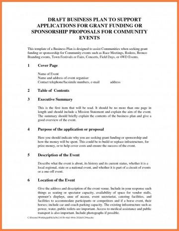 000 Astounding Free Event Sponsorship Form Template Photo 360