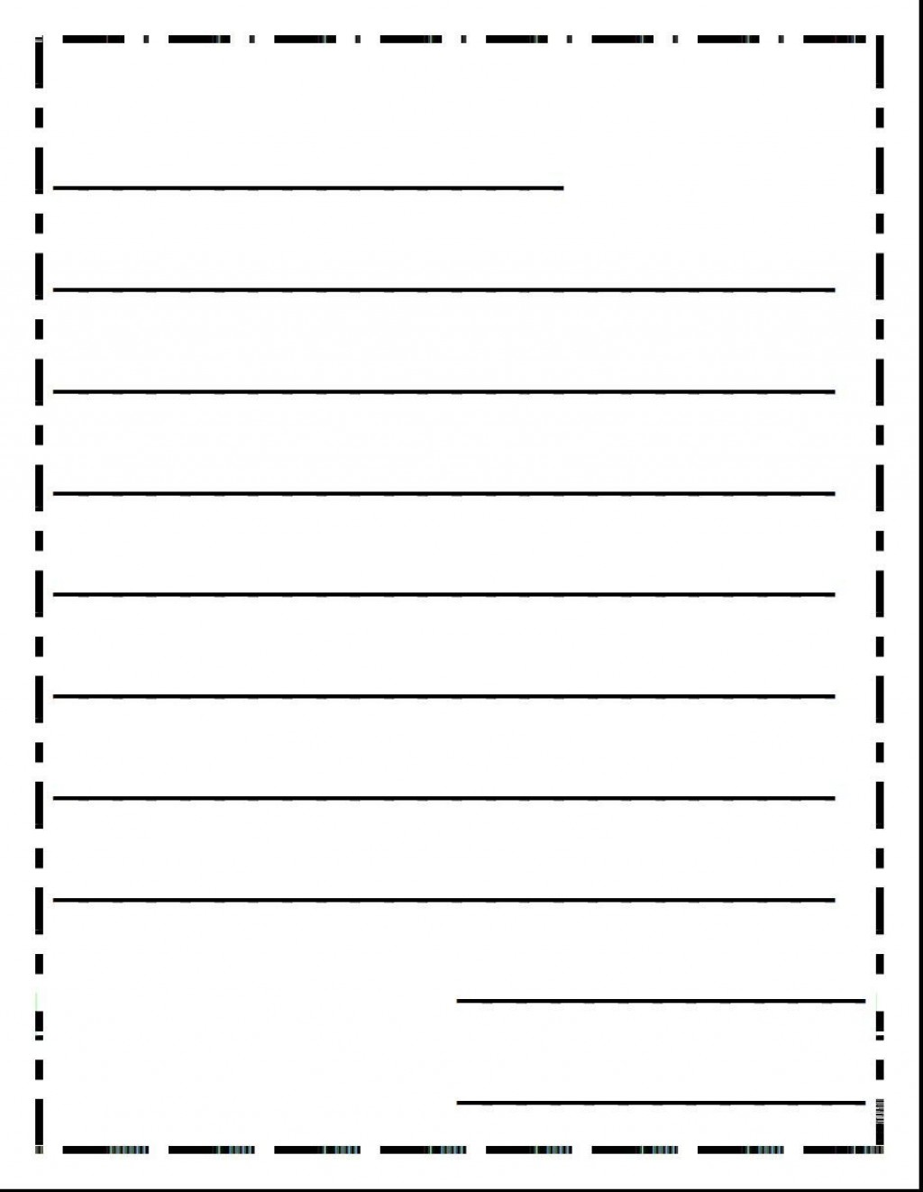 000 Astounding Free Letter Writing Template For Student High Def  StudentsLarge