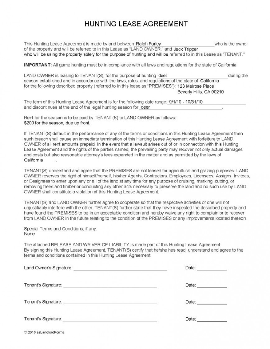 000 Astounding Land Lease Agreement Template Example  Templates Free Nz Form Kenya Pdf Uk