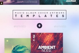 000 Astounding Music Cd Cover Design Template Free Download Photo