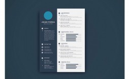 000 Astounding Photoshop Cv Template Free Download Sample  Creative Resume Psd Adobe