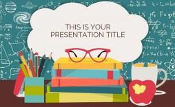 000 Astounding Ppt Template For Teacher Example  Teachers Free Download Powerpoint Education Kindergarten