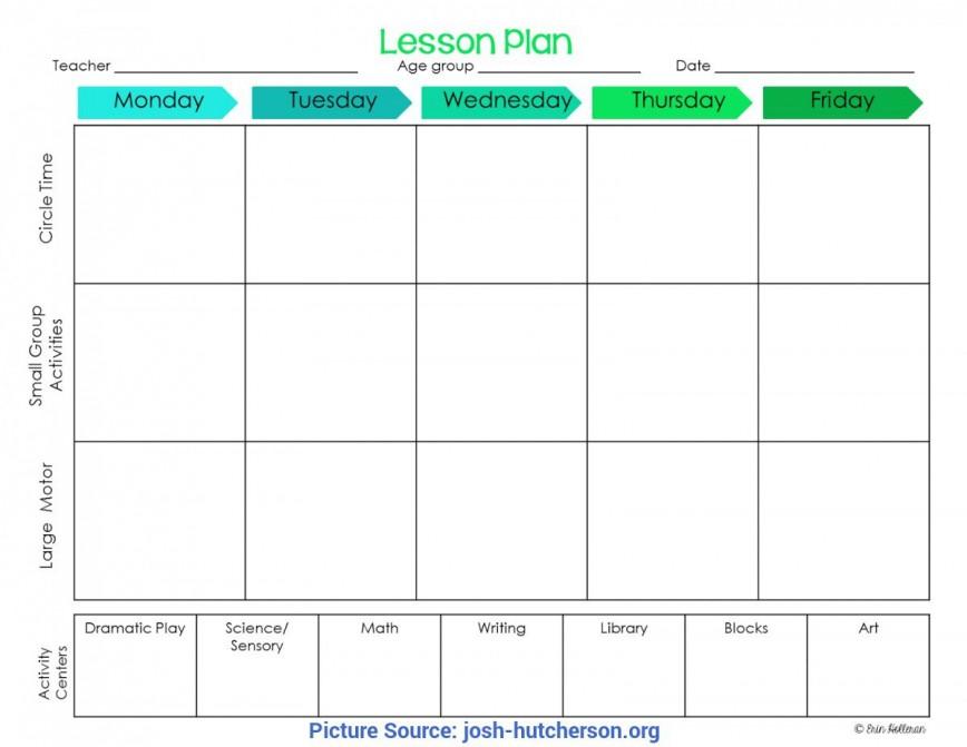 000 Astounding Prek Lesson Plan Template High Def  Example Of Pre-k Free Printable Pre K Preschool Word