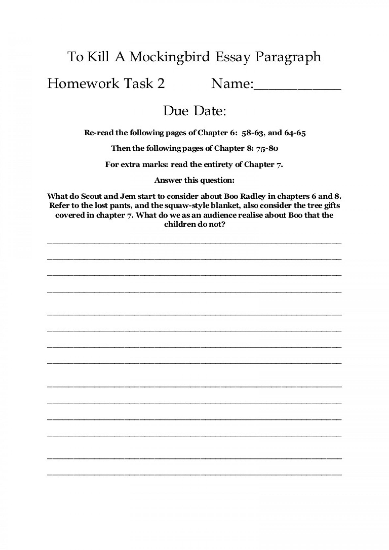000 Astounding To Kill A Mockingbird Essay Example  Question Courage Thesi Pdf1920