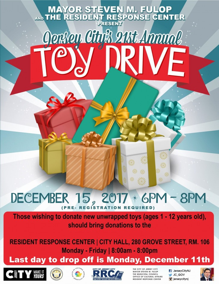 000 Astounding Toy Drive Flyer Template Free High Definition  Download Christma728
