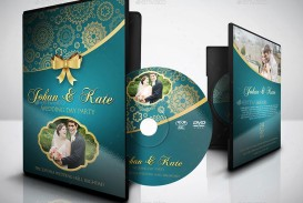 000 Astounding Wedding Cd Cover Design Template Free Download Photo
