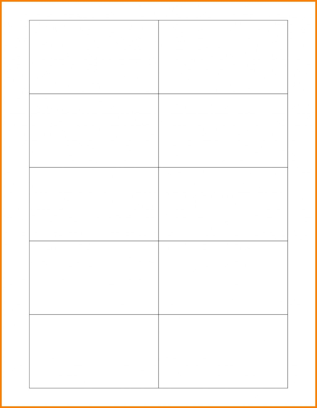 000 Awesome Blank Busines Card Template Word Highest Quality  Vertical Microsoft 2013 AveryLarge