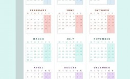 000 Awesome Calendar 2020 Template Excel Picture  Monthly Free Uk In Format Download