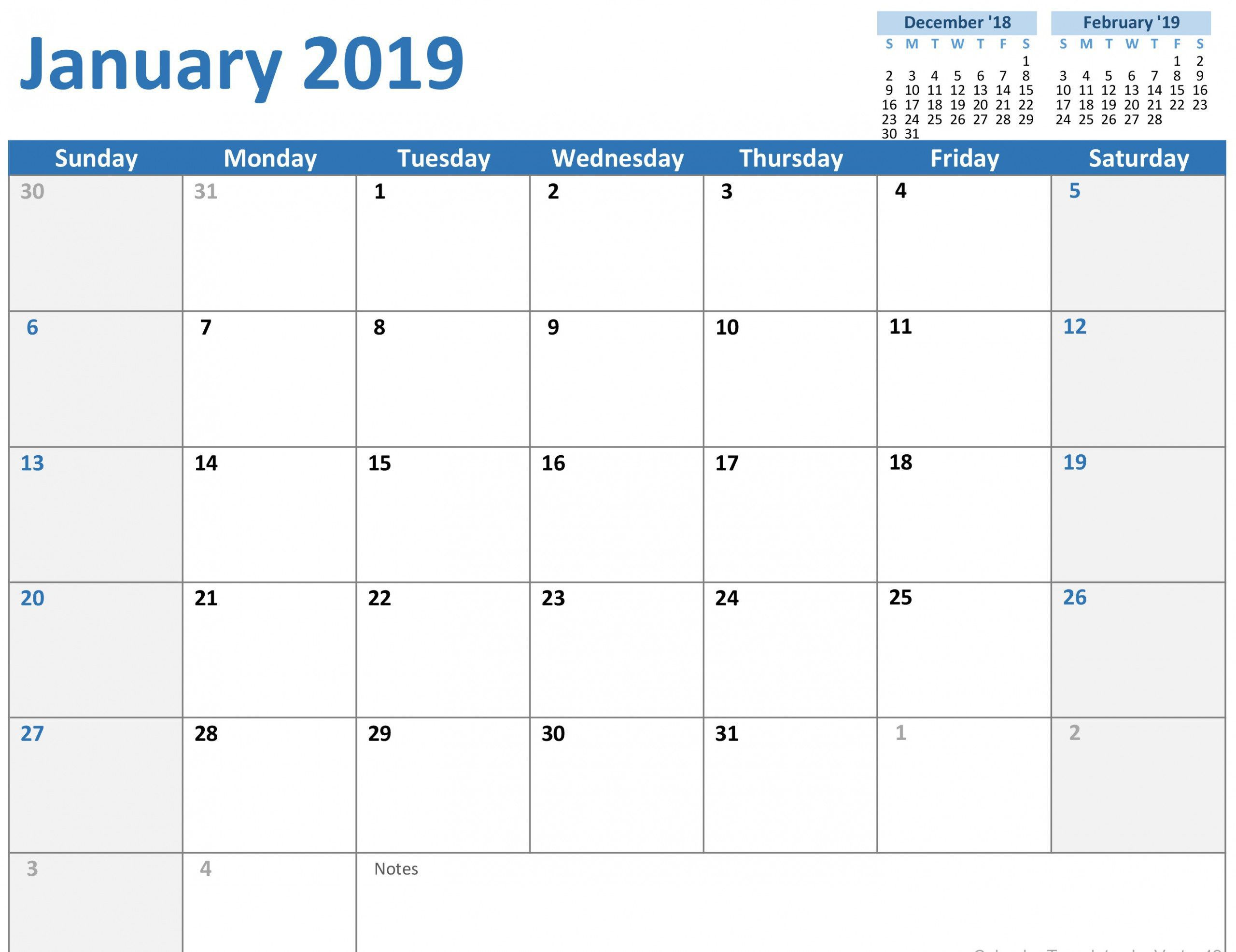 000 Awesome Calendar Template For Word 2010 High Definition  2019 MicrosoftFull
