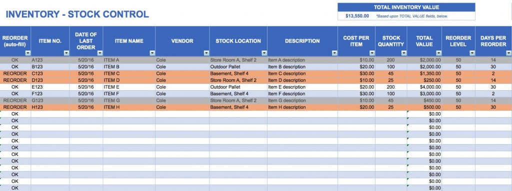 000 Awesome Excel Inventory Template With Formula High Resolution  Formulas Free Uk PdfLarge