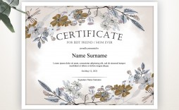 000 Awesome Gift Certificate Template Pdf Image  Massage Christma Printable