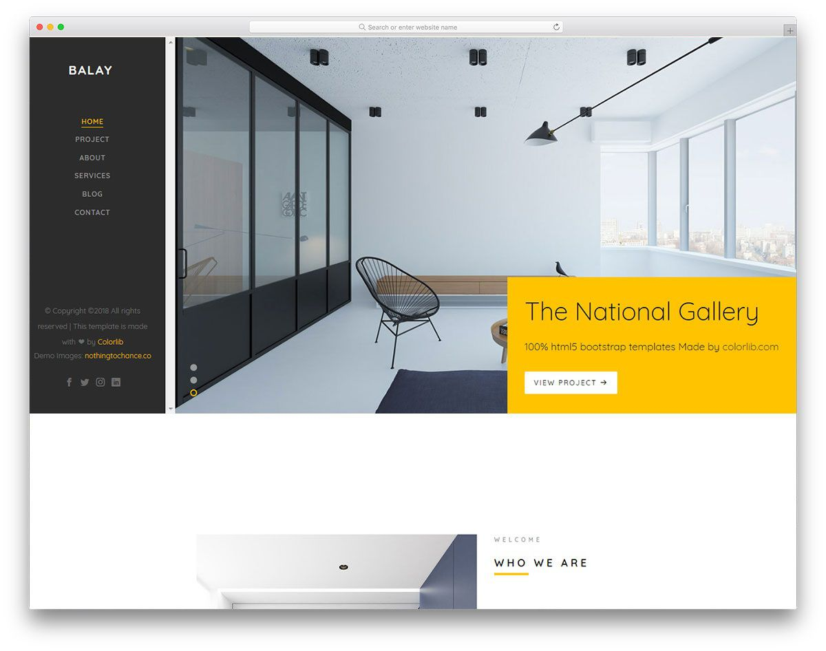 000 Awesome Interior Design Html Template Free Download High Definition Full