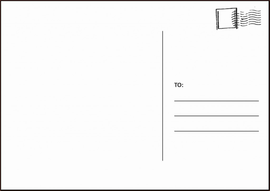 000 Awesome Postcard Template Download Microsoft Word Sample Large