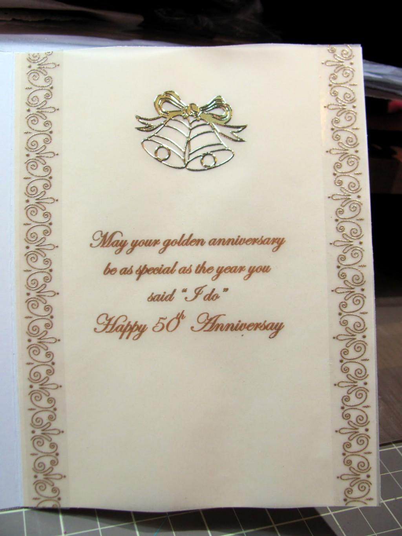000 Awful 50th Anniversary Invitation Wording Sample Concept  Samples Wedding CardLarge