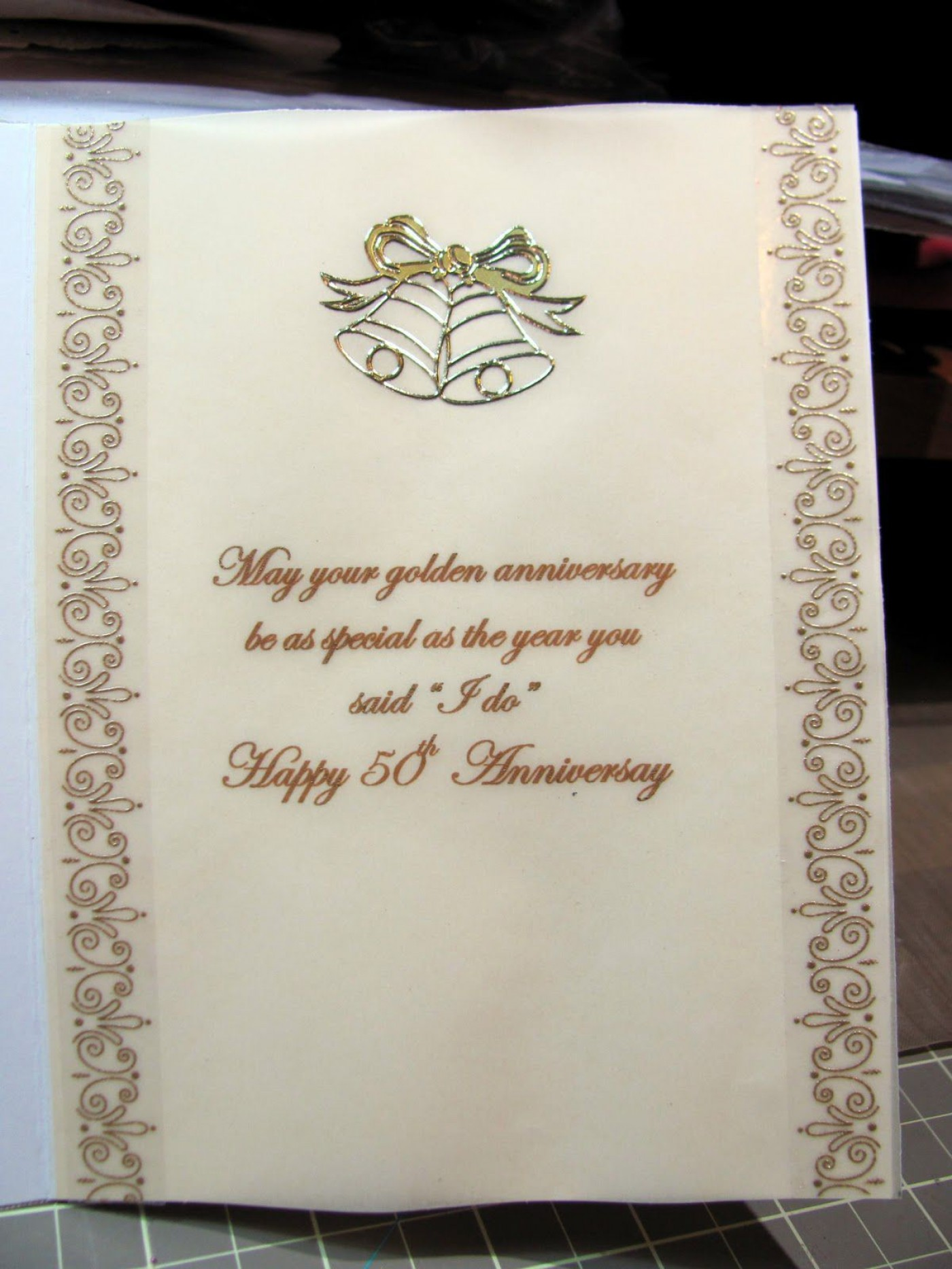 000 Awful 50th Anniversary Invitation Wording Sample Concept  Wedding 60th In Tamil Birthday1400