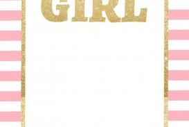 000 Awful Baby Shower Invitation Girl Free Printable Idea  Twin