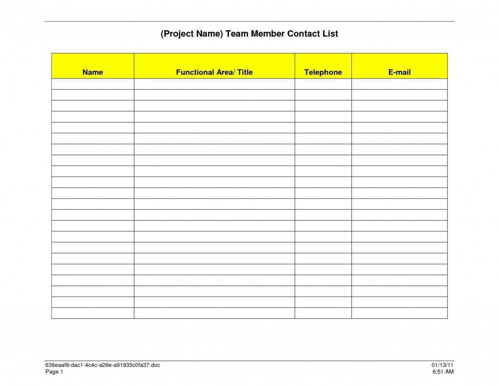 000 Awful Excel Contact List Template Example  Phone Download Spreadsheet TelephoneLarge
