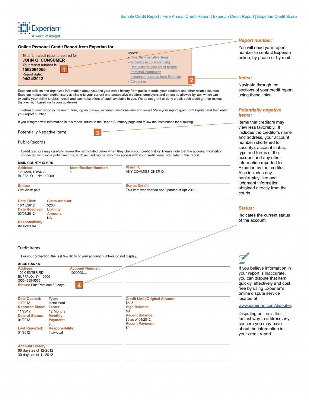 000 Awful Fake Credit Report Template Image  Karma EquifaxLarge