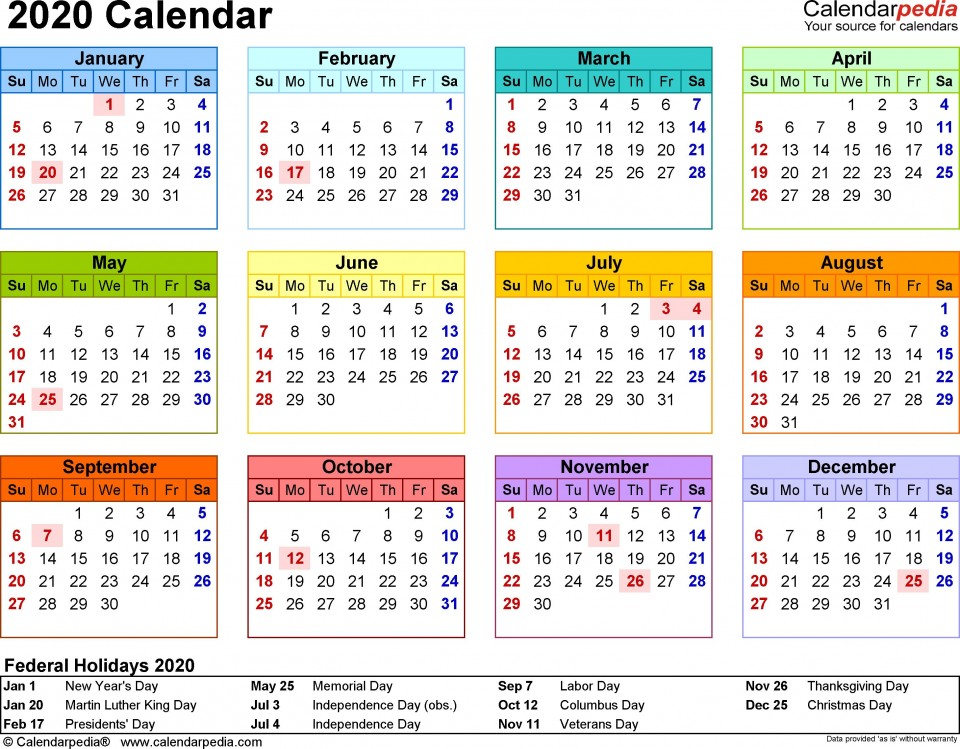 000 Awful Microsoft Calendar Template 2020 Picture  Publisher Office Free960