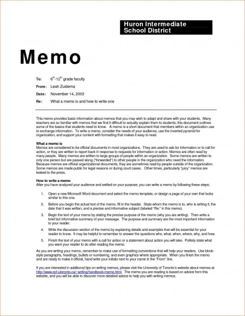 000 Awful Microsoft Word Memo Template Highest Quality  Professional 2010 Free Legal480