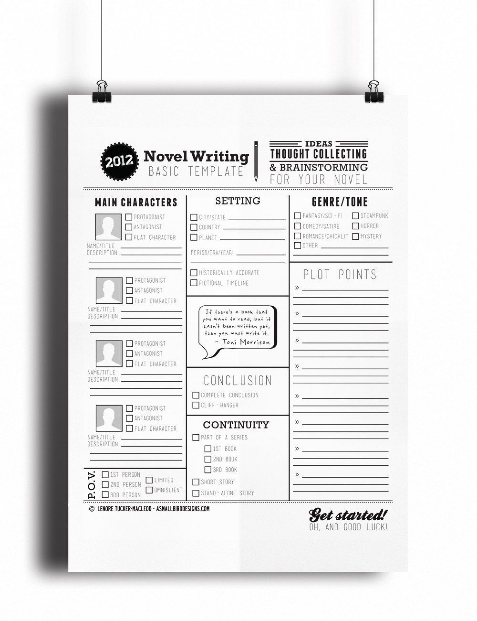 000 Awful Writing A Novel Outline Template Inspiration  Sample1920